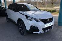 PEUGEOT 3008 SUV 5p GT LINE BLUE HDI 130 S/S