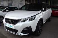 PEUGEOT 5008 SUV 5p GT LINE BLUE HDI 130 EAT8 S/S